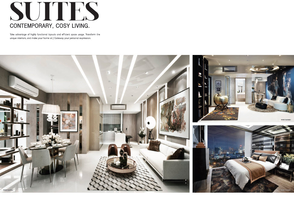 Suites - Contemporary